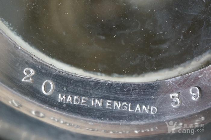 稀见英国古董锡制啤酒杯brisks百年品牌图6