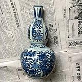 明代葫芦瓶