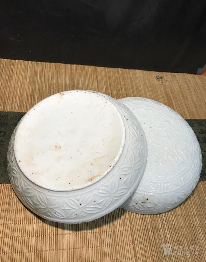 德化窑,宋元大粉盒图3