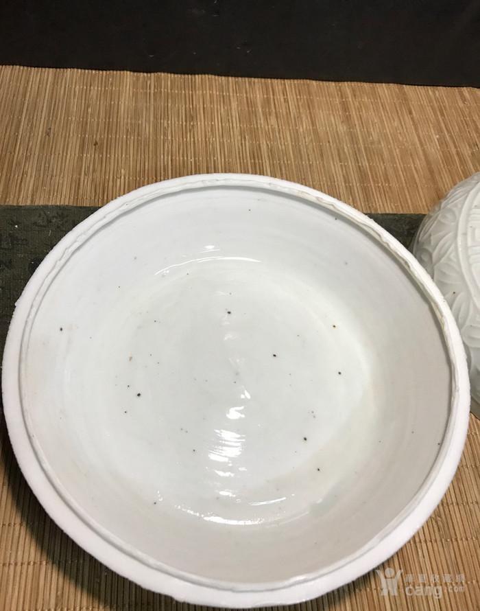 德化窑,宋元大粉盒图5