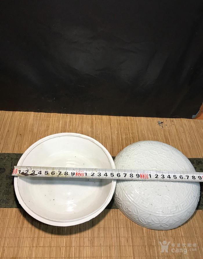 德化窑,宋元大粉盒图7