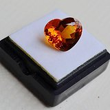 黄水晶 6.24克拉纯天然无加热巴西黄水晶 旺财石