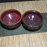 两个特色柴烧杯28
