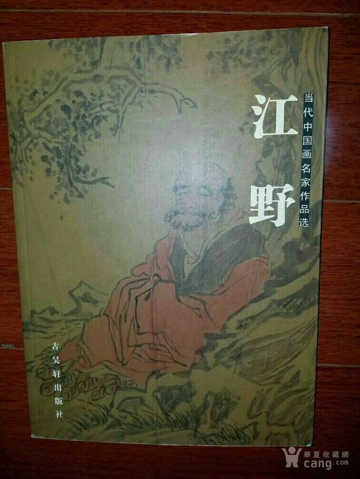 江野老师出版精品大作(68×138厘米,8.4平尺)唯一出版图6