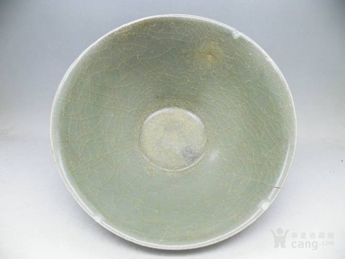 藏1496 唐宋青瓷碗  议价,不等于漫天要价。图4