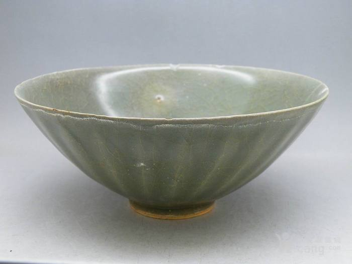 藏1496 唐宋青瓷碗  议价,不等于漫天要价。图3