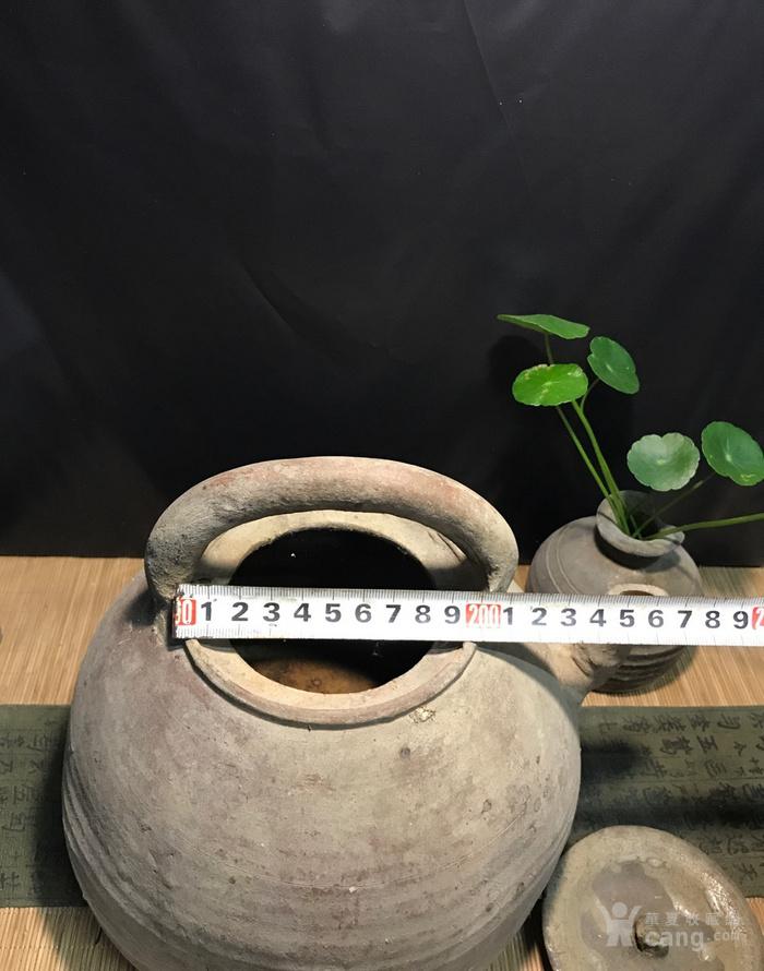 清代大茶壶,煮茶佳器,盖后配图6