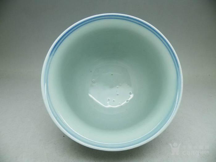 藏1564 明清青花杯  议价,不等于漫天要价。图6