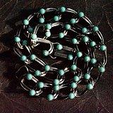 欧美松石项链