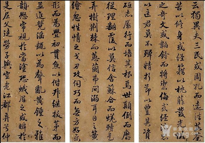 清代-张照-书法册图6