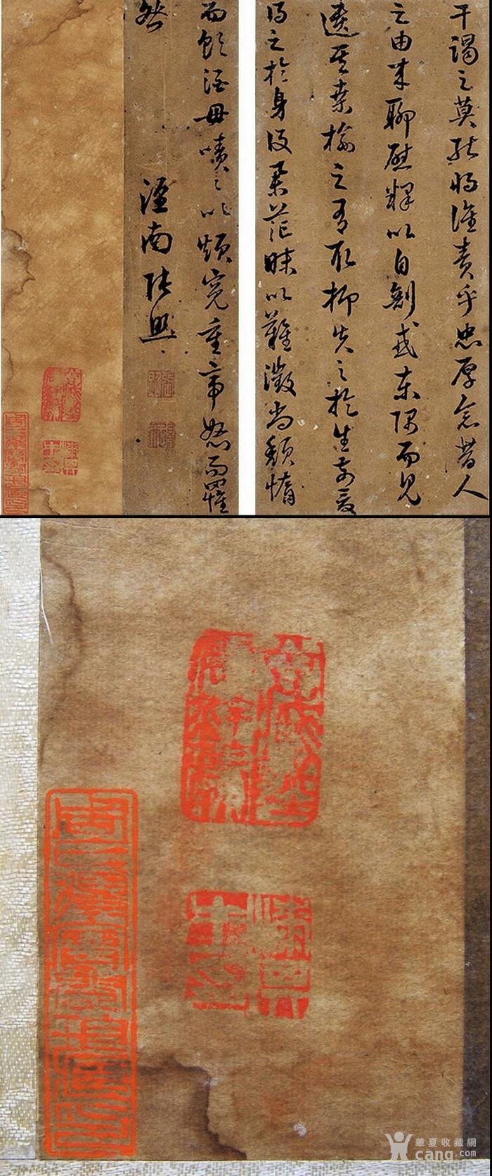 清代-张照-书法册图9
