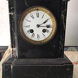 中国市场法国大理石壁炉钟