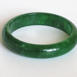 满绿冰种A货翡翠手镯