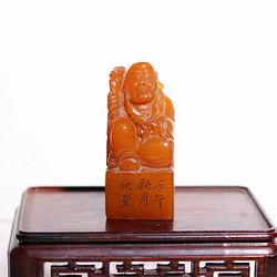 清代    寿山罗汉印章