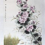 南京师范大学艺术硕士江苏书协美协会员刘清桂