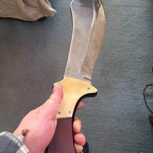 40年代西班牙私人订制猎刀