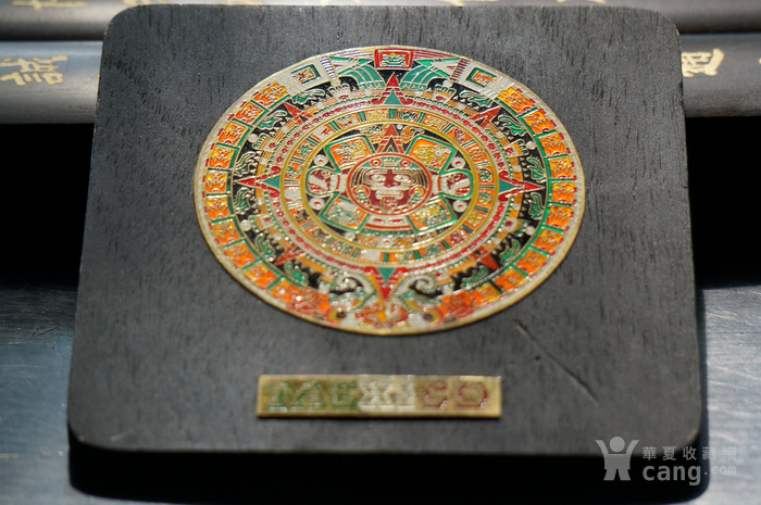 墨西哥阿兹特克的太阳石 历法石 图3