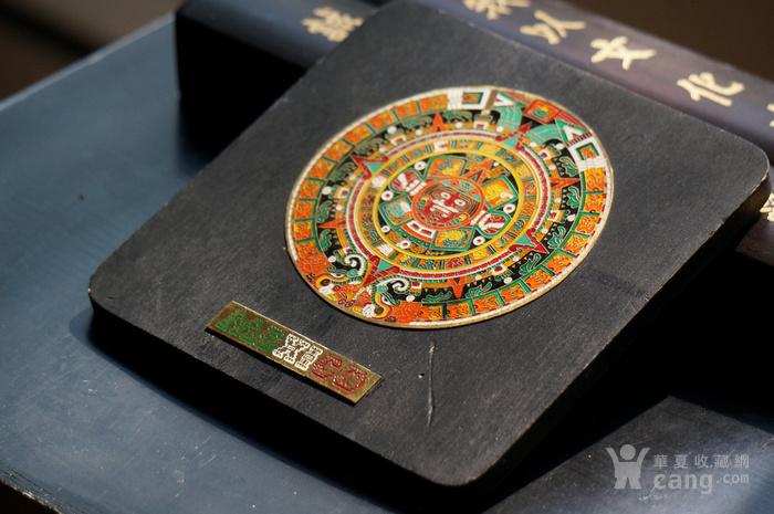 墨西哥阿兹特克的太阳石 历法石 图2