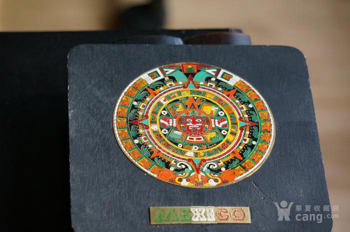 墨西哥阿兹特克的太阳石 历法石 图4