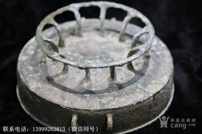 铜器燎炉图4