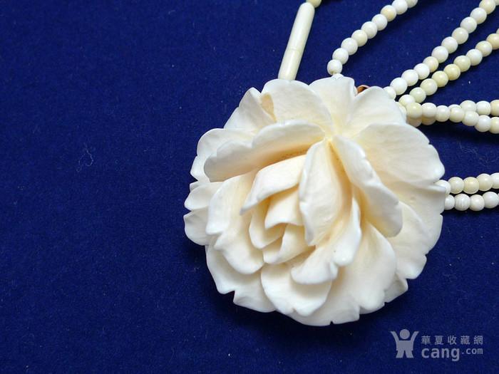精 超大德国埃尔巴赫玫瑰雕挂件图1