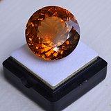 黄水晶 30.13克拉纯天然无加热巴西黄水晶 旺财石