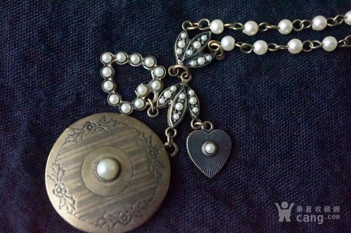 欧洲珍珠精美高雅项链图5