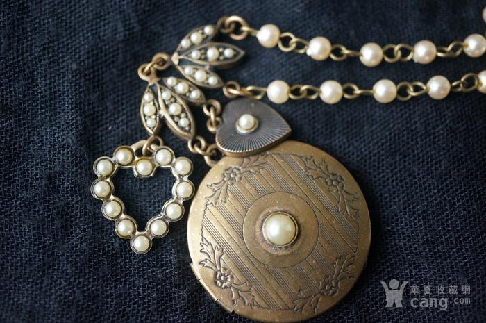 欧洲珍珠精美高雅项链图2
