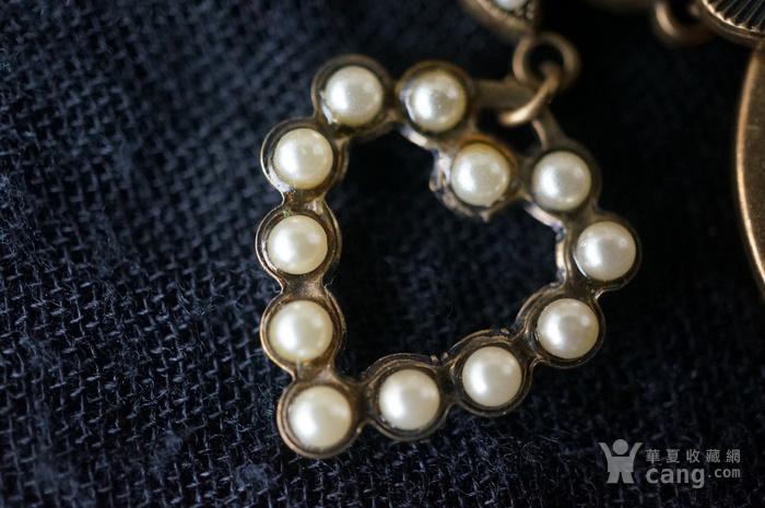 欧洲珍珠精美高雅项链图6