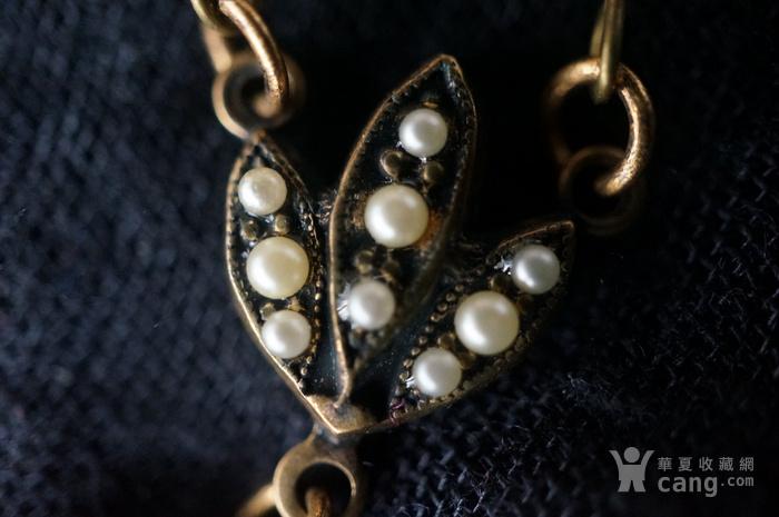 欧洲珍珠精美高雅项链图4