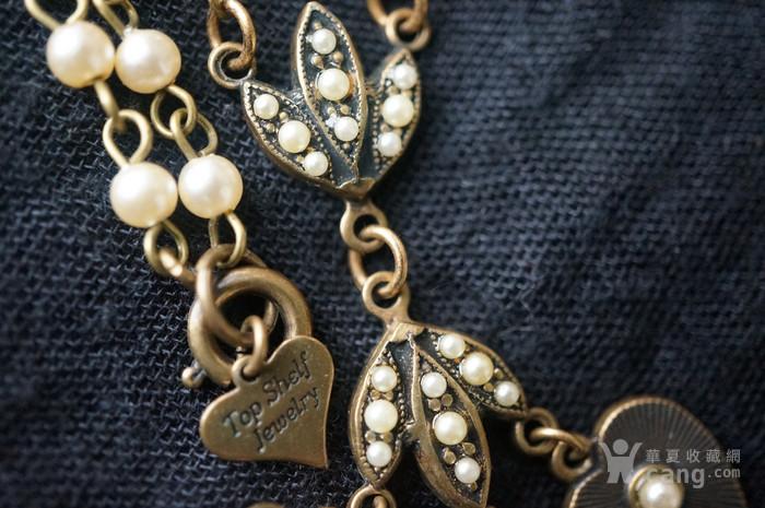 欧洲珍珠精美高雅项链图7