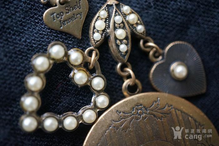 欧洲珍珠精美高雅项链图10