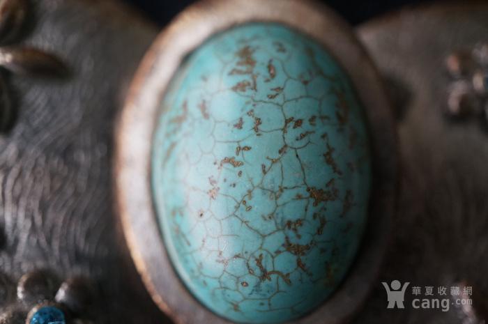 天然镶嵌大松石手链图6