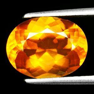 欧泊石 纯天然无任何处理欧珀 4.37克拉椭圆型 极靓