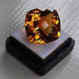 黄水晶 30.40克拉纯天然无加热巴西黄水晶 旺财石