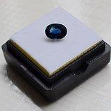 蓝宝石 斯里兰卡纯天然椭圆型1.33克拉蓝宝石