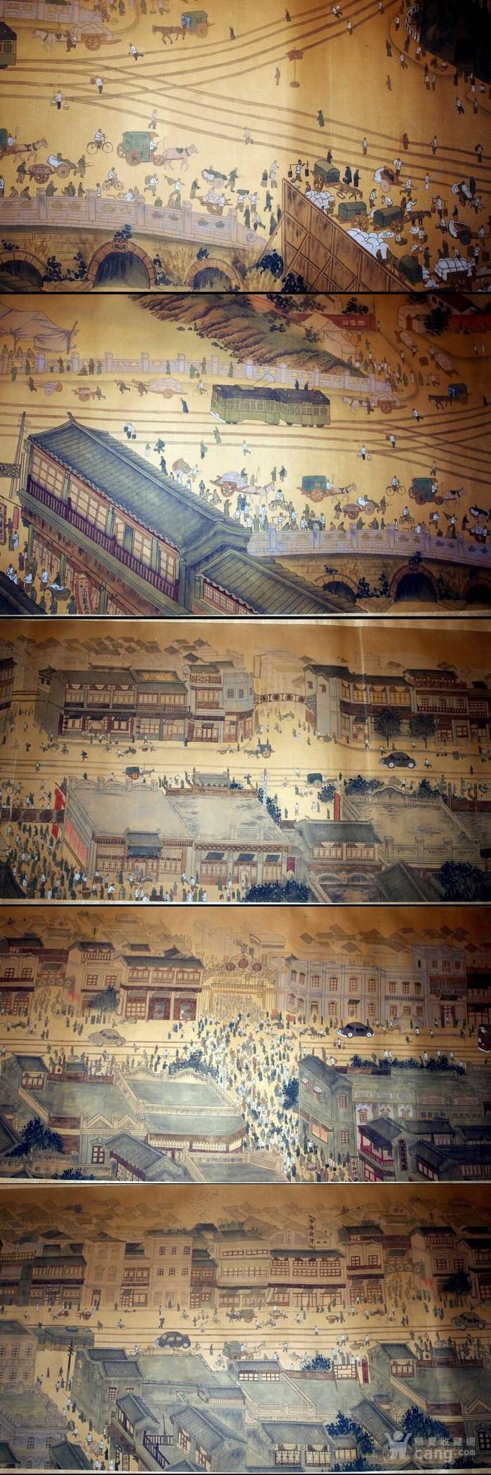 超巨幅长卷 《北平全景图》堂皇巨制!图9