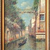 十九世纪油画