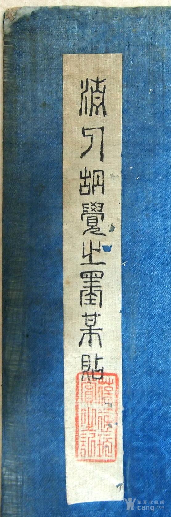 清代 胡寅 觉之 梅花图2
