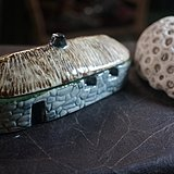 苏格兰路易斯岛手工陶器
