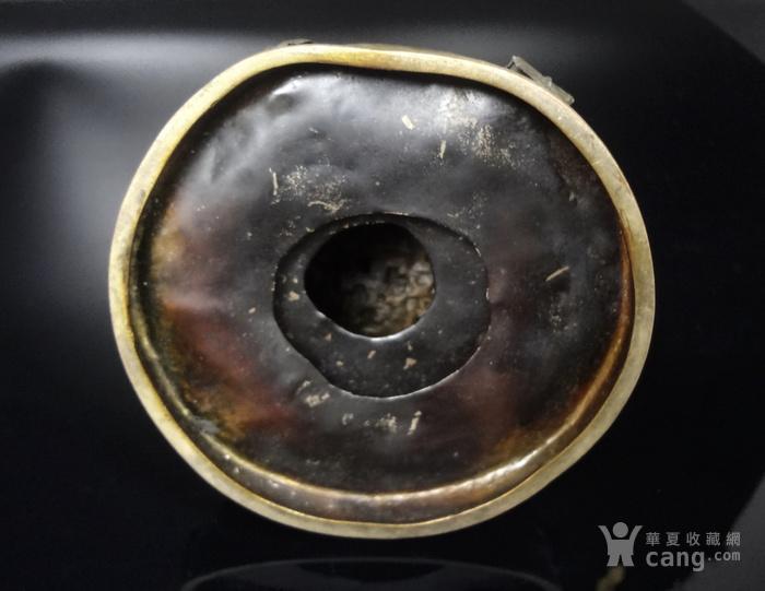 清 白铜铜熏炉图11