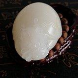 新品包邮一口价新疆和田玉籽料老坑老料龙龟把件苏州工艺亏本处理
