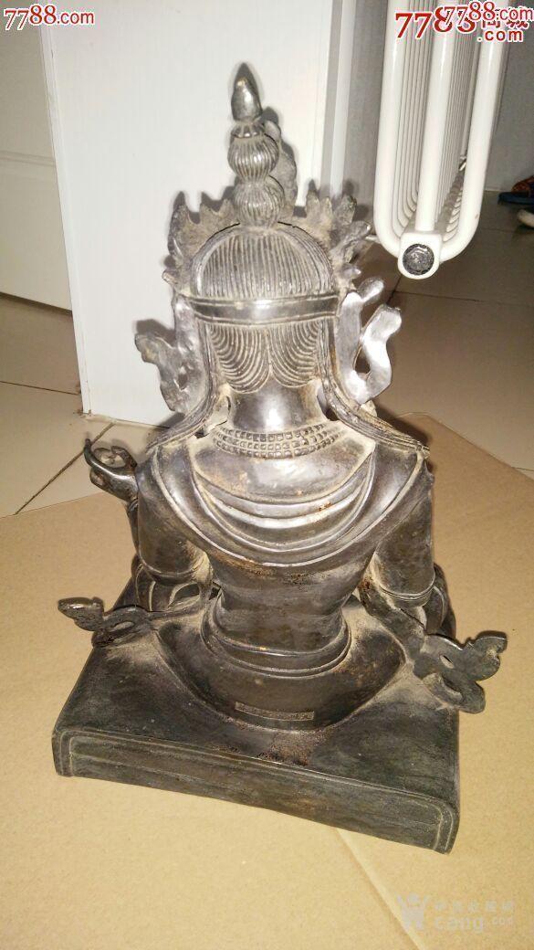 妙善观音菩萨,纯铜的,寺庙观音菩萨图5