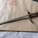 英国旧式栽信刀