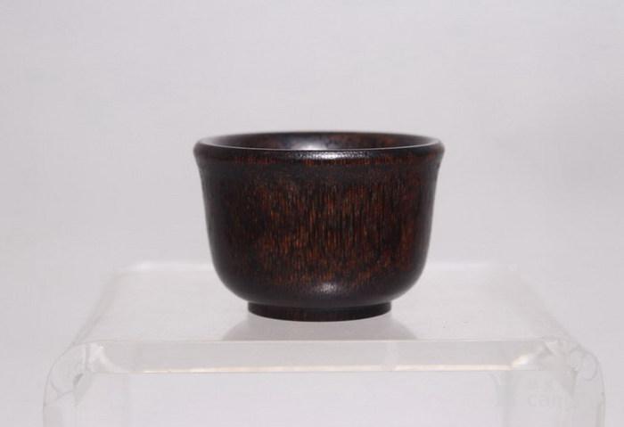 明代   稀有材质马蹄酒杯图2