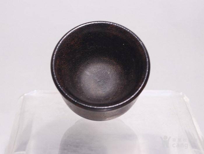 明代   稀有材质马蹄酒杯图5