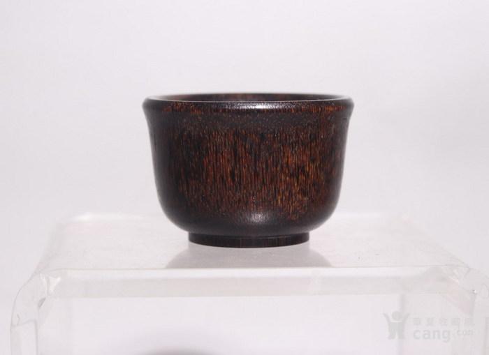 明代   稀有材质马蹄酒杯图1