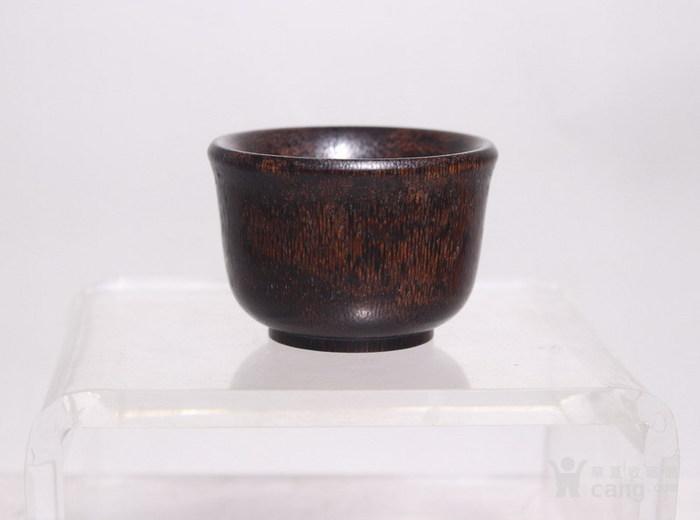 明代   稀有材质马蹄酒杯图3