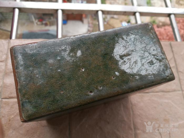 青釉陶枕图5