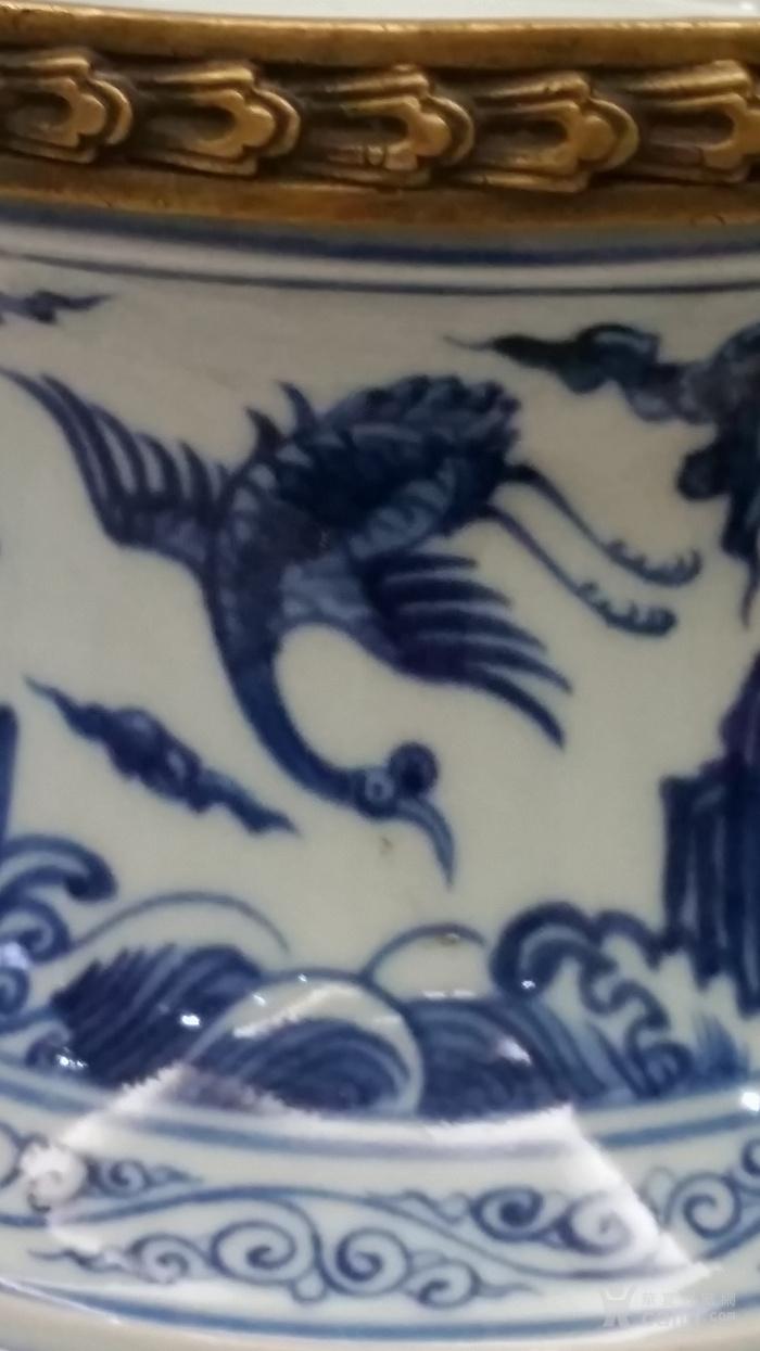 明青花瓶图4